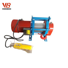 1ton Mini Electric Hoist Winches