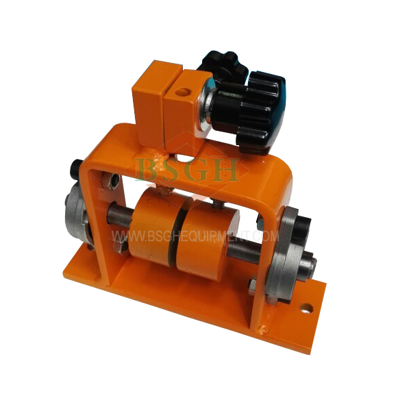 Manual Machinery BS-001 Hot Cable Cutting Machine Copper Wire Stripper <strong>Scrap</strong> Insulated For Sale