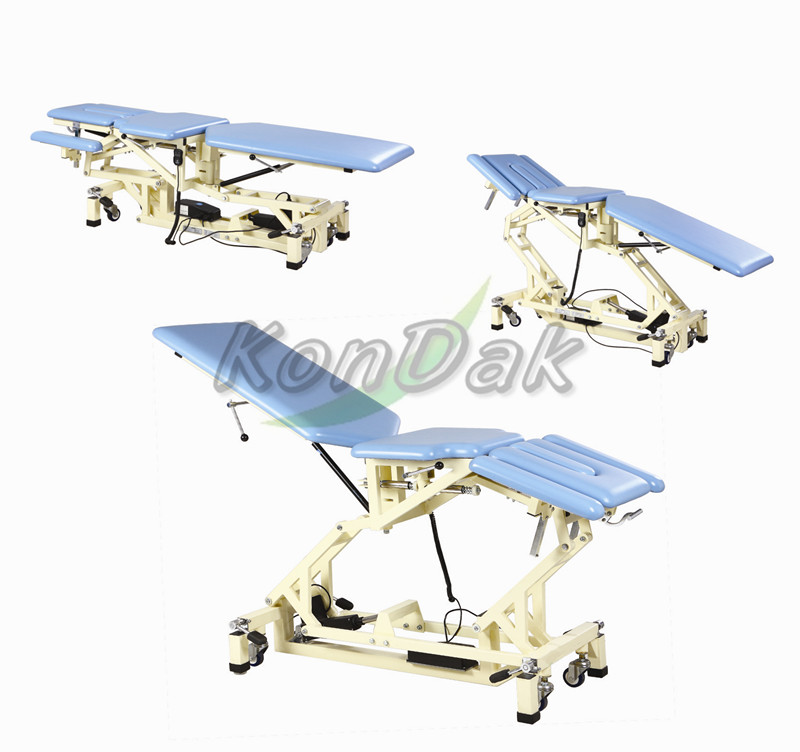 Medical Training Bed Series Electric Waist And Back Treatment Bed And Rehabilitation Equipment