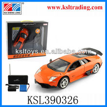 1:24 rc metal model car toy for sale
