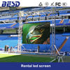 Light Super slim /ultra thin Die-casting aluminum alloy cabinet rental led sign/rental led display screen/rental led display
