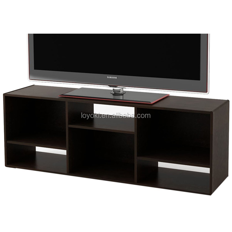 multifunction home furniture wood Tv Console and diy combination bookcase eco-friendly MDF wood tv stand