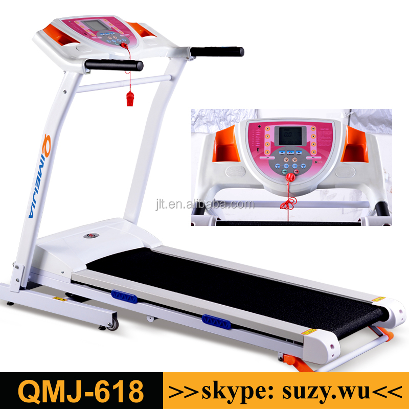Cheap Price Folding Electric Treadmill (QMJ-618)