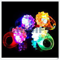 China Wholesale Wedding Favor Fluorescent Ring Light