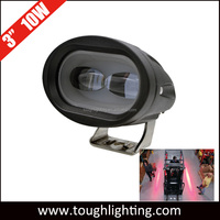 Longlife 3.8inch 12V 24V LED Forklift Red Zone Light