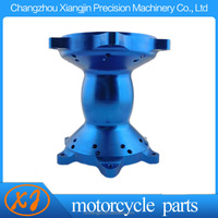 motorcycle steering parts aluminum cnc motorcycle wheel hub Chinese Manufacturer