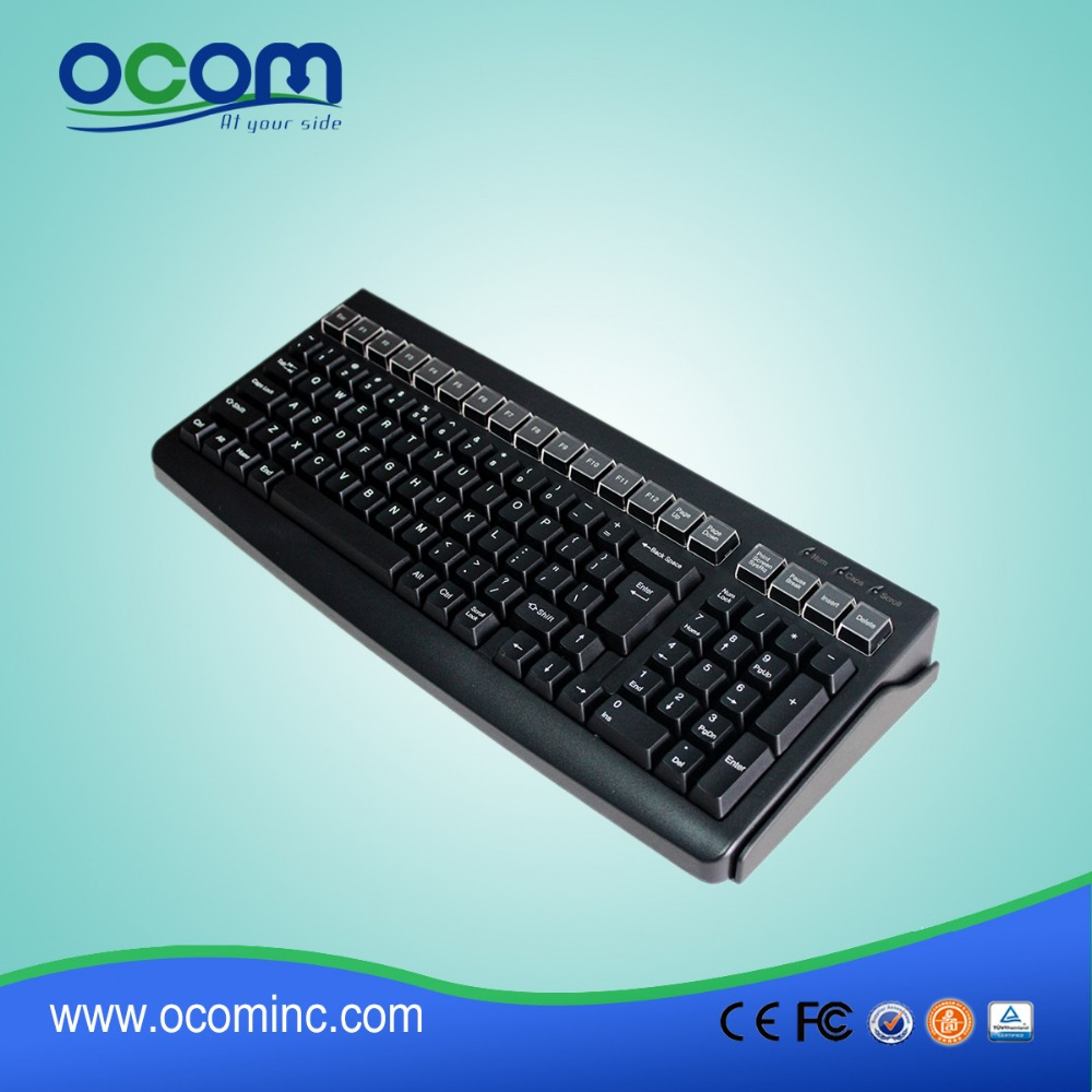 USB Port POS Keyboard for pc
