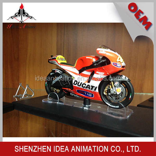 Alibaba China 1:24 motorcycle model for home decoration
