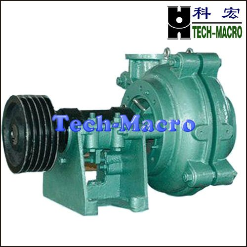 High efficiency centrifugal gold mining slurry pump series AH(R) used for tailings pond