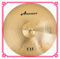 "brass cymbal just like Paiste101 , FH 20"" Ride"