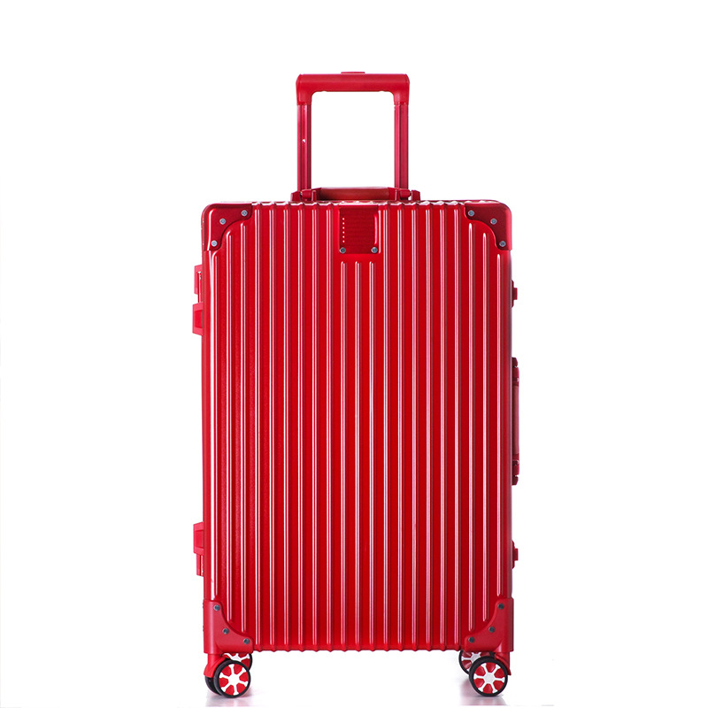 Cheap Vogue Polo Classic 4 Wheels Luggage Case Trolley Travel Bag