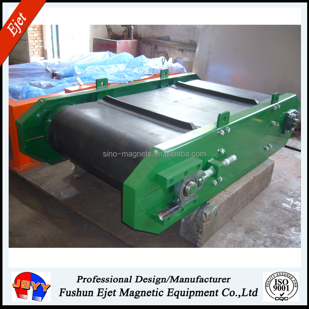 RCYD-Z8 metal garbage high gradient magnetic separator for iron ore