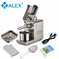 High efficiency automatic peanut/soybean/rapeseeds oil press/machine for oil extraction