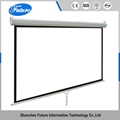 OEM ISO projecter projection screen wall projector white