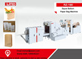 RZFD-190 MTED full automatic rolling feeding food and snack kraft paper bag making machine