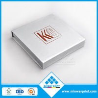 Three layers corrugated carton box