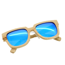 2017 UV400 Real Wood Sunglasses Brand wooden sun glasses