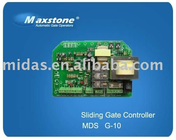 220V Heavy Duty Automatic Sliding Gate Operator Control Board