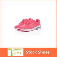 2016 high quality pink women wedge high heel fashion design sports shoes in Guangzhou