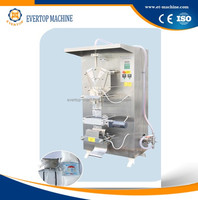 Automatic Liquid Bag Filling Packing Machine for water / milk / wine