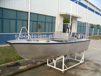 Cheap Aluminium Welding Boat at low price
