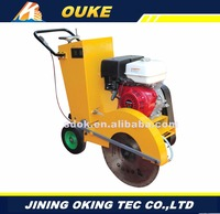 180mm cutting depth Gasoline 13 HP portable concrete cutter for sale