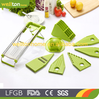Super hand held nice dicer vegetable chopper slicer