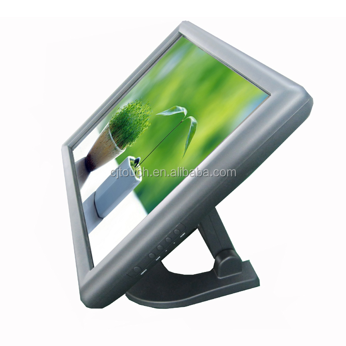 19 inch make lcd monitor Touch Monitor/ SAW touch screen/ network lcd touch screen, make lcd monitor touch screen
