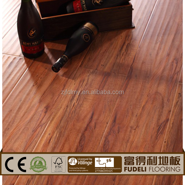 original wood hdf laminate flooring parquet
