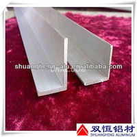 6000 series T5/T6 Aluminium extruded profile manufacturer
