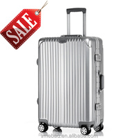 30inch Branded Aluminum Frame Trolley Luggage