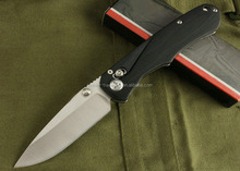 OEM 8Cr13 stainless steel folding pocket knife yangjiang knife