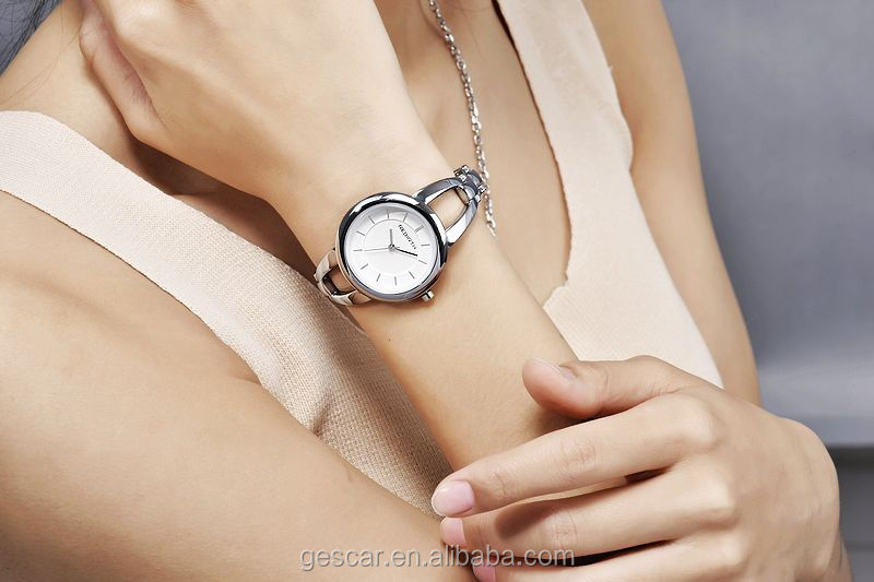 fashion high quality lady bracelet wrist watch wholesale