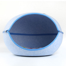SONDUO Cave Pod Cat Bed Cat Cave for Indoor Cats for Hideaway