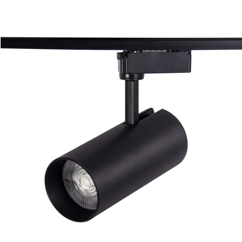 Aluminum 24V Intelligent Wireless Control Led Magnetic Track Light