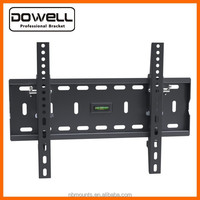 75 kgs(165lbs) heavy capacity LCD flat TV wall mount bracket
