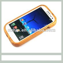Eco-friendly bamboo design case for samsung s3 covers