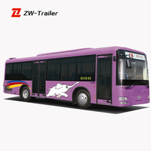 high performance 35 seats incity bus with low price with best price