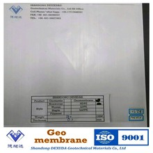 waterproofing membrane Geomembrane hdpe sheet