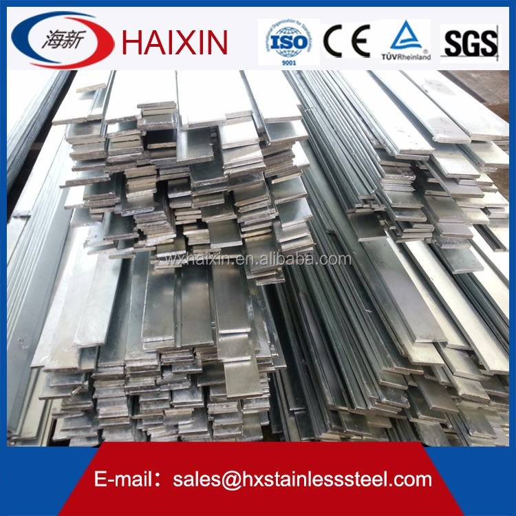 top grade stainless steel polished flat bar best sell