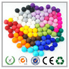 China alibaba supplier bright color 3cm wool felt ball for sale