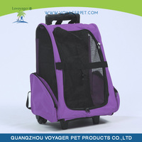 Lovoyager Personalized dog carry bag with CE certificate