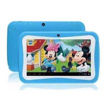 7 inch Android 5.1 System Children Tablet PC 512MB DDR3 8G ROM early education learning Touch m755