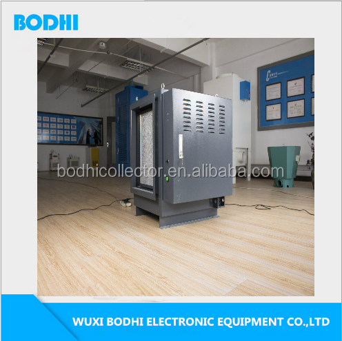 BODHI HEAP filtration ESP electrostatic precipitator oil filter for restaurant use