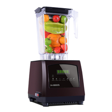 Industrial Rated Fast Speed High Performance 2100w Commercial Strong Power Motor Fruit Juice Blender