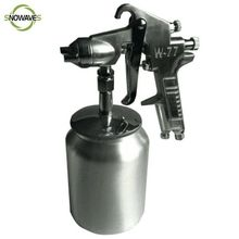 high quality 400ml oil spray gun W-77 series of 2.0mm nozzle