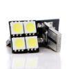LED W5W T10 5 SMD,led auto lighting t10 5smd 5050