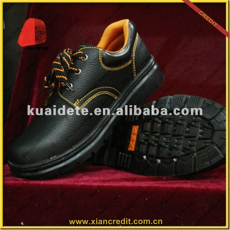 steel toe cap work safety shoes BD-310