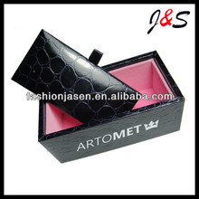fashion cufflinks box for Jewelry