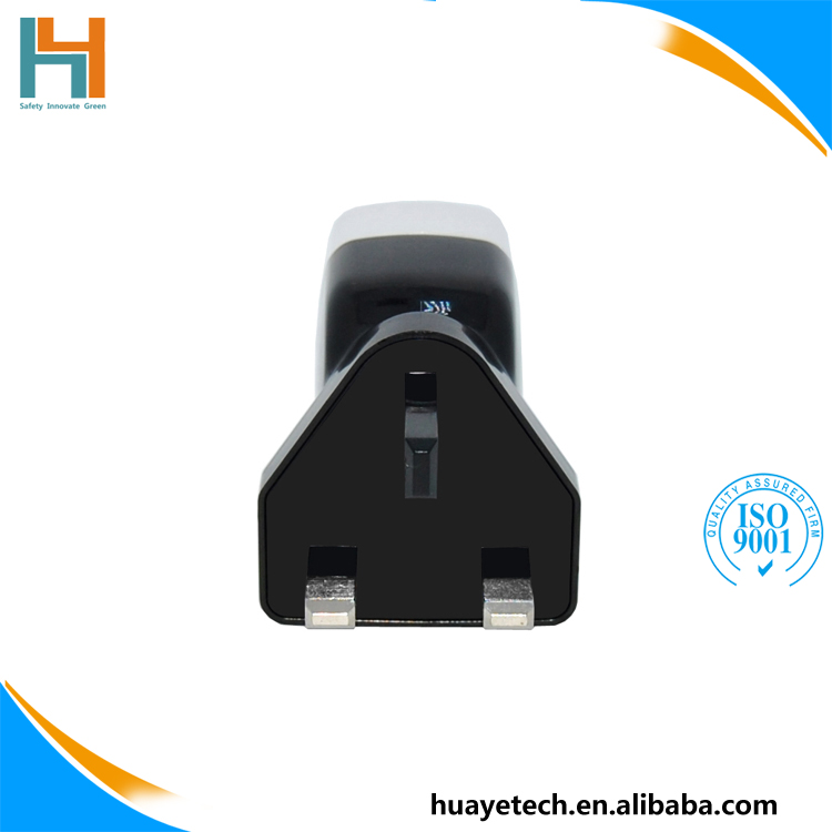 vehicle charger for iPhone wall used hot sale in UK with plugs